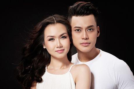 Phan Ngoc Luan 'tai xuat giang ho', lan dau ket doi cung Vo Ha Tram - Anh 2