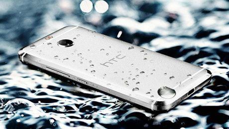 HTC 10 co them phien ban chong tham nuoc dac biet - Anh 1