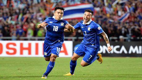 AFF Suzuki Cup 2016: Sarawut ghi ban, Thai Lan thang nhoc Singapore - Anh 1