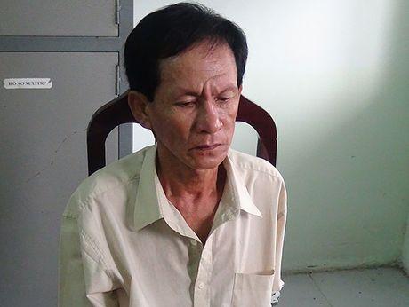 Bat giu doi tuong chuyen trom dien thoai - Anh 1