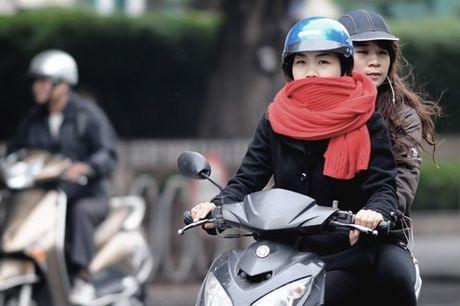 Dem mai, Bac Bo chuyen ret, vung nui cao xuong duoi 11 do - Anh 1