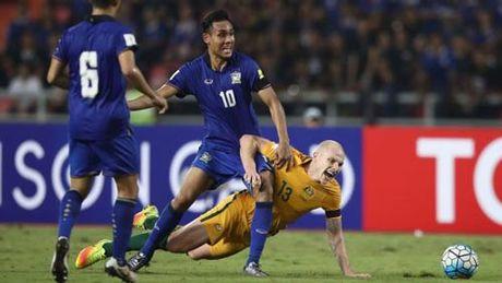 "AFF Cup: ""Ho Thai Lan gam thet"", ca Dong Nam A e ngai - Anh 1"