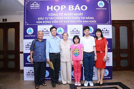 Nhat Nhat dau tu cho than dong Anh Khoi, muon lam rang danh tri tue Viet - Anh 2
