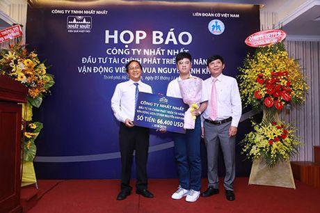 Nhat Nhat dau tu cho than dong Anh Khoi, muon lam rang danh tri tue Viet - Anh 3