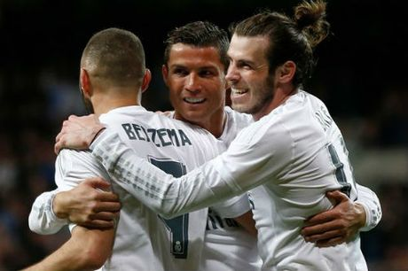 """Sung 3 nong"" moi cua Real: Khong le thuoc Ronaldo, Bale - Anh 1"