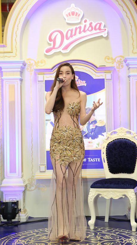 Ho Ngoc Ha lo con khong hieu duoc net dep truyen thong tri an - Anh 1