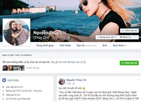 Nhung hot facebooker khong 'song ao', van bao toan luong follower tren facebook - Anh 3