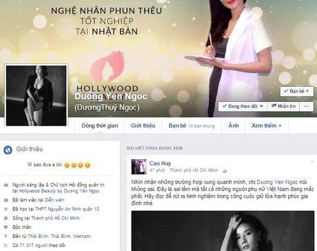 Nhung hot facebooker khong 'song ao', van bao toan luong follower tren facebook - Anh 4