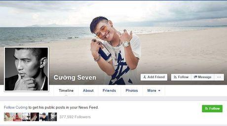 Dan sao Viet bong dung 'mat' hang ngan fan tren Facebook - Anh 4