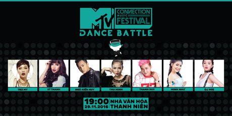 Thu Minh cung loat sao Viet hua hen bung no tai MTV Connection - Anh 1