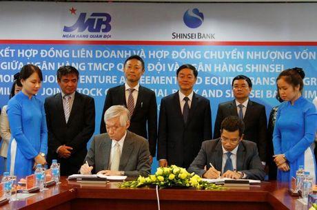MB chuyen nhuong 49% von gop tai Mcredit cho Shinsei Bank - Anh 1