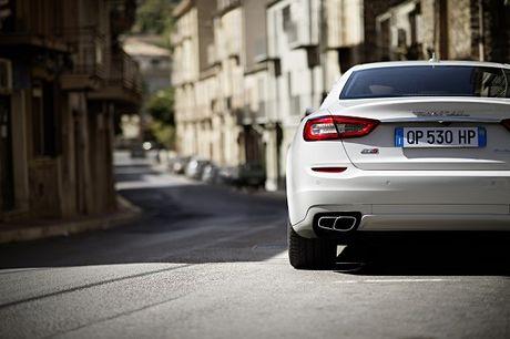 Maserati Ghibli-Diem nhan tai Le hoi am thuc Y - Anh 3