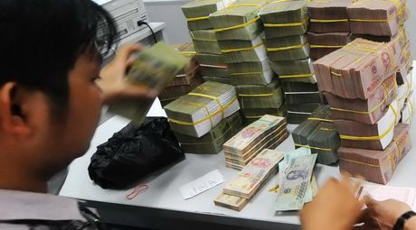 Thuong tet 2017 kho tang - Anh 1