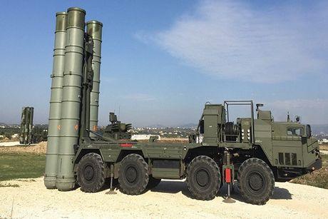 Nga trien khai ten lua S-400 va Iskander tai Kaliningrad - Anh 1