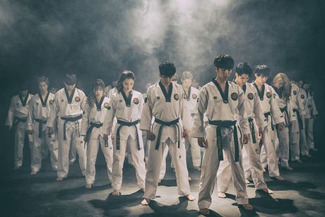 Co hoi thuong thuc cac man trinh dien Taekwondo an tuong - Anh 1
