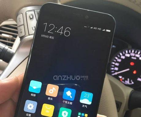 Lo anh Xiaomi Meri, chiec dien thoai dau tien mang con chip cua chinh Xiaomi - Anh 1