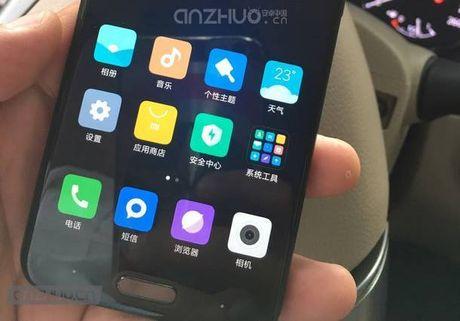 Lo anh Xiaomi Meri, chiec dien thoai dau tien mang con chip cua chinh Xiaomi - Anh 2