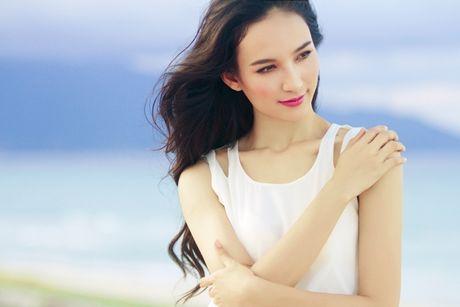 Hoa hau Ngoc Diem se ngoi ghe nong Hoa khoi mien Trung - Anh 3