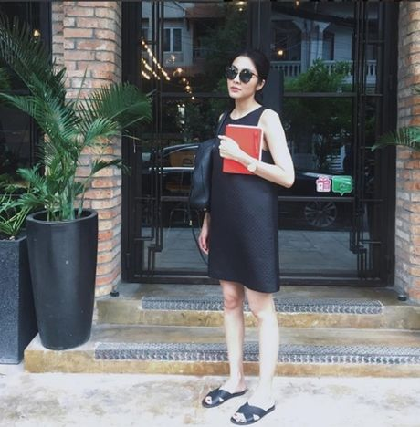 Cuoc song khac biet cua Tang Thanh Ha va em chong gay ngo ngang - Anh 9