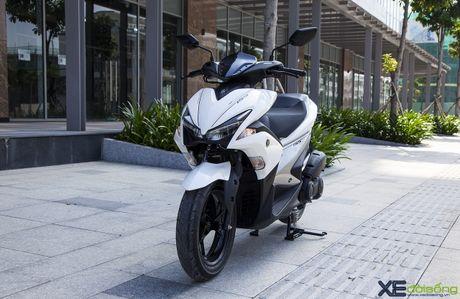 Danh gia Yamaha NVX: 'Bom tan' tren thi truong xe ga Viet Nam - Anh 10