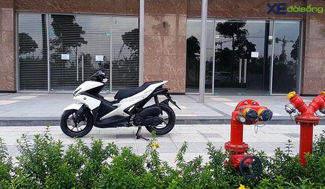 Danh gia Yamaha NVX: 'Bom tan' tren thi truong xe ga Viet Nam - Anh 1