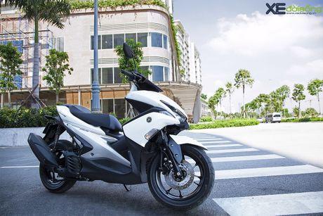 Danh gia Yamaha NVX: 'Bom tan' tren thi truong xe ga Viet Nam - Anh 3