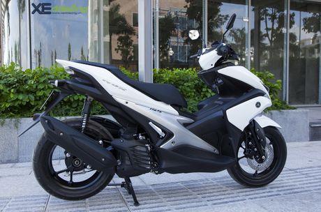 Danh gia Yamaha NVX: 'Bom tan' tren thi truong xe ga Viet Nam - Anh 4