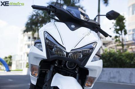 Danh gia Yamaha NVX: 'Bom tan' tren thi truong xe ga Viet Nam - Anh 5