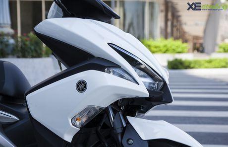 Danh gia Yamaha NVX: 'Bom tan' tren thi truong xe ga Viet Nam - Anh 6