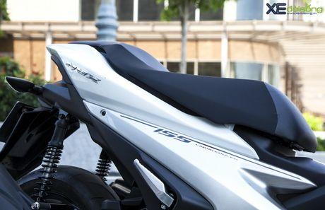 Danh gia Yamaha NVX: 'Bom tan' tren thi truong xe ga Viet Nam - Anh 7