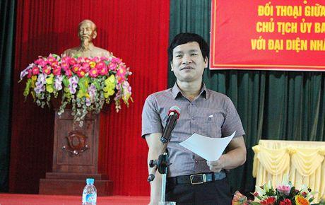 Huyen Thach That lan dau tien doi thoai voi Nhan dan: Thao go nhieu van de dan sinh - Anh 1