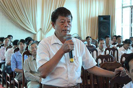 Huyen Thach That lan dau tien doi thoai voi Nhan dan: Thao go nhieu van de dan sinh - Anh 3