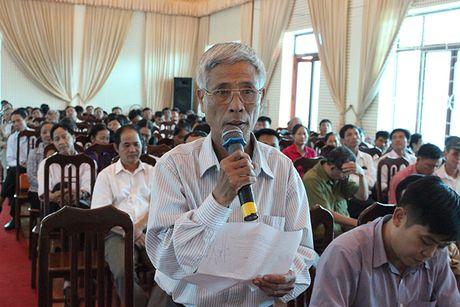 Huyen Thach That lan dau tien doi thoai voi Nhan dan: Thao go nhieu van de dan sinh - Anh 4