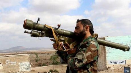 Ro tin phien quan Syria duoc cap so luong lon ten lua phong khong - Anh 1