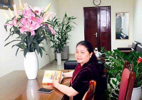 "Nu Chanh Thanh tra co trai tim ""nong"" va ban linh ""thep"" - Anh 1"