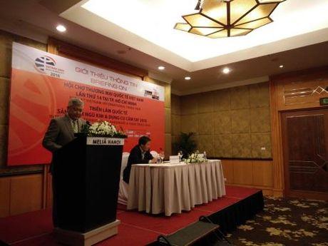 520 doanh nghiep se tham gia Hoi cho Vietnam Expo 2016 - Anh 1