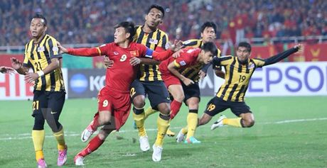 Viet Nam vs Malaysia: Cuoc chien day duyen no - Anh 1