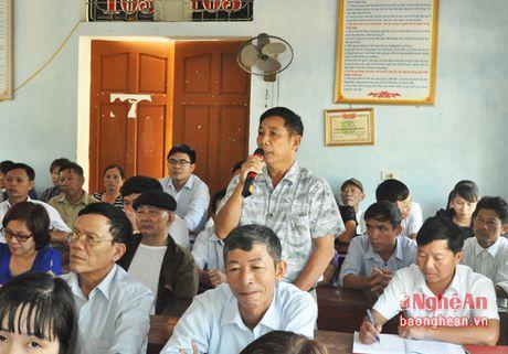 Pho Bi thu Thuong truc Tinh uy Nguyen Xuan Son tiep xuc cu tri thi xa Cua Lo - Anh 3