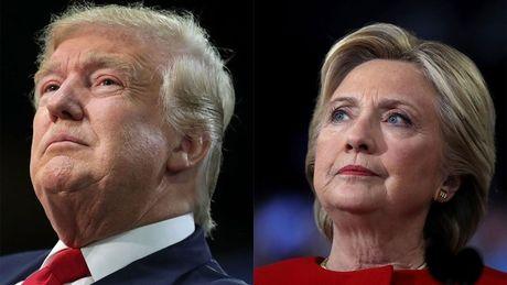 Ong D.Trump khong mo lai dieu tra vu be boi thu dien tu ba Clinton - Anh 2