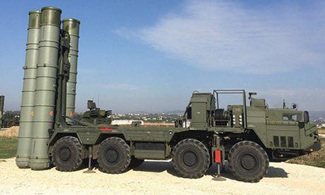 Nga dieu ten lua S-400 ap sat NATO - Anh 1