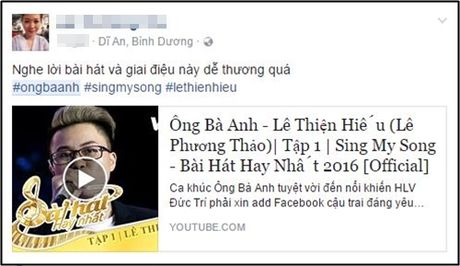 Truoc 'Ong ba anh' cua Thien Hieu, khan gia cung da tung 'dieu dung' voi nhung phan trinh dien nay! - Anh 2
