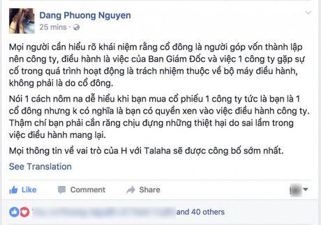 Quan ly cu cua Hari Won len tieng, khang dinh khong lien quan toi viec no luong nhan vien - Anh 3