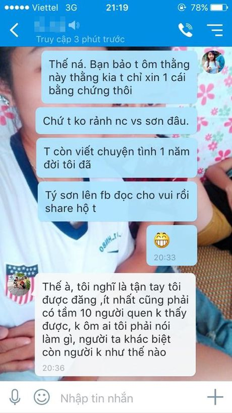 Chang trai nhat quyet doi nguoi yeu cu tra 1 trieu dong 'tinh phi' de .. mua quan ao - Anh 4
