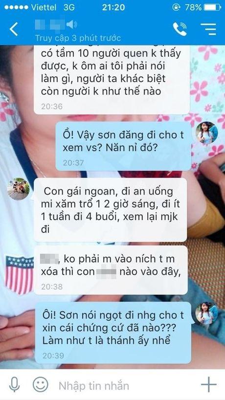 Chang trai nhat quyet doi nguoi yeu cu tra 1 trieu dong 'tinh phi' de .. mua quan ao - Anh 5