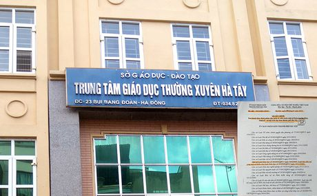 Mot quyet dinh 'xat muoi' vao long nguoi lam giao duc - Anh 1