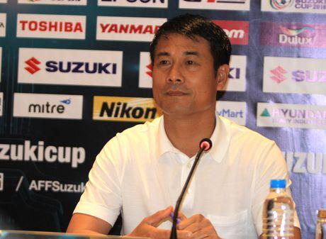 Malaysia goi lai 'noi dau AFF Cup 2014', Huu Thang va Cong Vinh dap loi - Anh 2