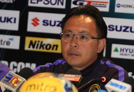 Malaysia goi lai 'noi dau AFF Cup 2014', Huu Thang va Cong Vinh dap loi - Anh 3