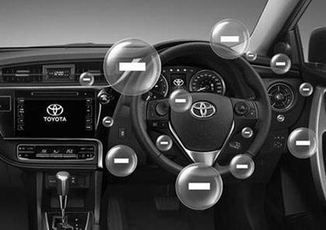 Toyota ra mat phien ban nang cap moi cho Altis - Anh 5