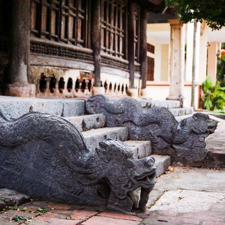 Chiem nguong 200 linh vat Viet tai Bao tang Ha Noi - Anh 3