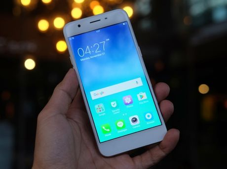 Hinh anh chi tiet Oppo A39 gia 4,99 trieu dong tai Viet Nam - Anh 7